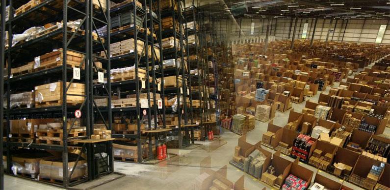 como funciona la gestion en almacenes