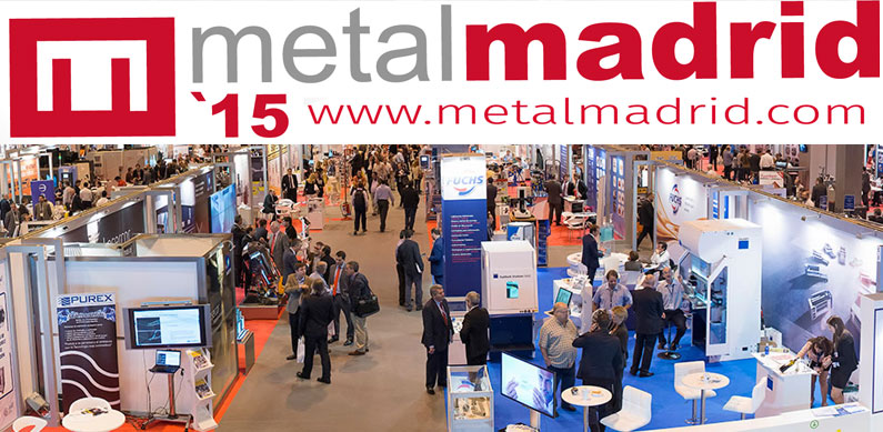 feria industrial metal madrid 2015