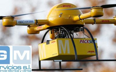 Empresas que utilizan drones para delivery en el mundo