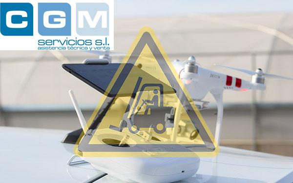 Los beneficios de los drones en logística