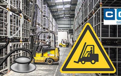 Medidas de seguridad en los vehículos de carga