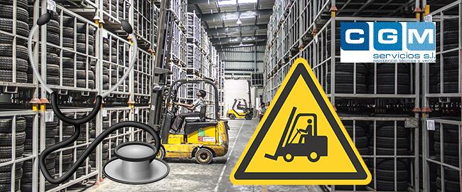 Medidas básicas de seguridad en los vehículos de carga