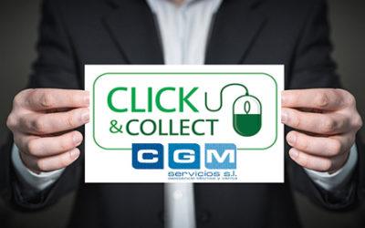 Descubre qué es el Click and Collect