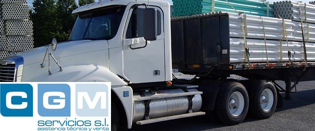 Claves al contratar servicios de transporte de cargas
