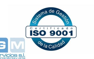 La certificación ISO 9001 en la logística